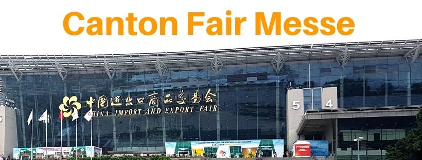 Dieser Blog Artikel handelt um die Canton Fair für Amazon FBA.
